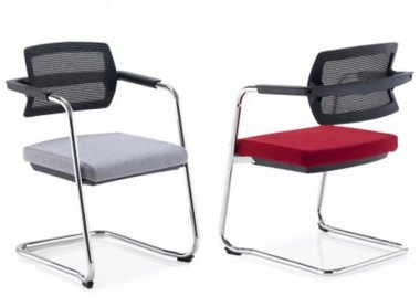 Revue Mesh Back Meeting Room Chair
