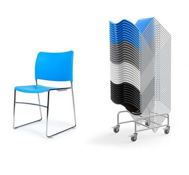 Tide Multi-Purpose Stacking Chair