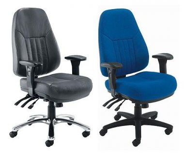 Troy 24 Hour Task Chairs