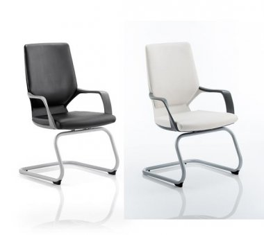 Xenon Bonded Leather Conference Chair