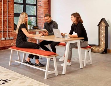 Social Bench Tables & Seats