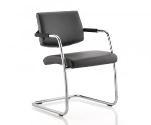Lazio Bonded Leather Conference Chair