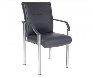 Sona Leather Faced Conference Chair