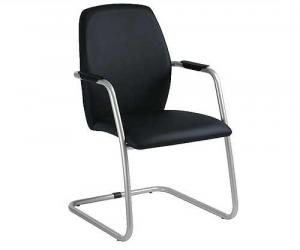 Fever Faux Leather Conference Chair