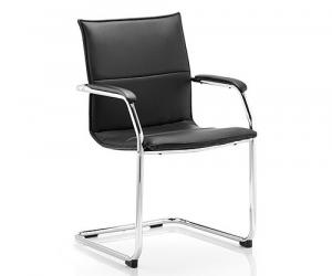 Harmony Bonded Leather Conference Chair