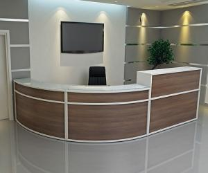 Balmoral Reception Desk