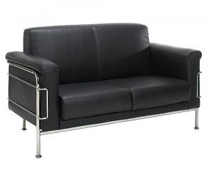 Napoli Leather Faced Sofa Collection