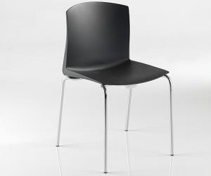 Game Cafe / Breakout Chair - black