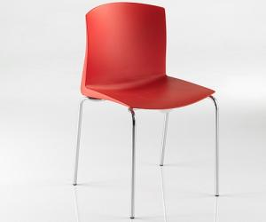 Game Cafe / Breakout Chair - red