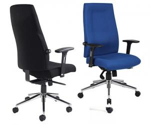 Express 24 Hour Task Fabric Executive Chair