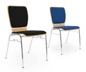 Wing Multi-Purpose Stacking Chair