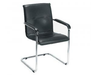 Envoy Leather Faced Conference Chair
