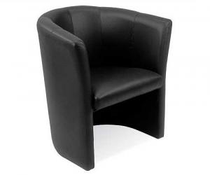 Roma Leather Tub Chair