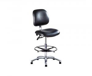 Clean Room ESD Static Safe Draughting Chair 'with' Hepa Filter