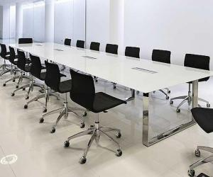 Elite Glass Boardroom Table Meeting Boardroom Tables Southern - Small glass conference table