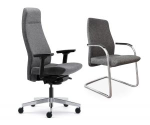 Dion Fabric Executive Chairs