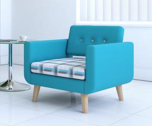Pisces Fabric Sofa