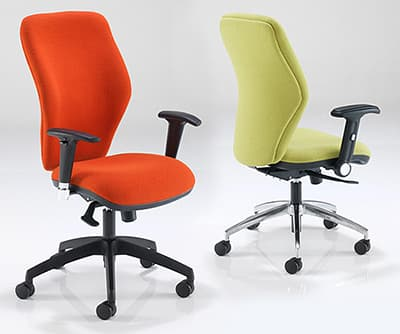 Office Fabric Mesh Chairs