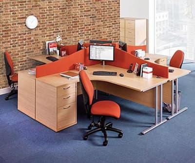 orange office furniture. Office Desks Orange Furniture