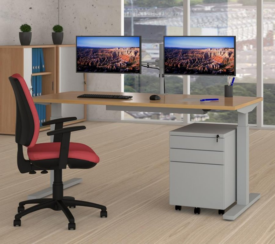 Select Electric Height Adjustable Desk