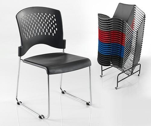 Eden Multi-Purpose Stacking Chair
