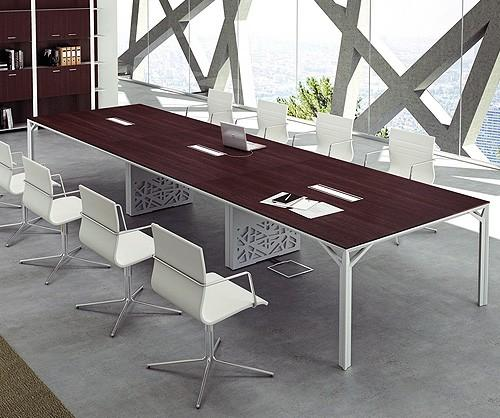 Celestial Melamine Boardroom Table