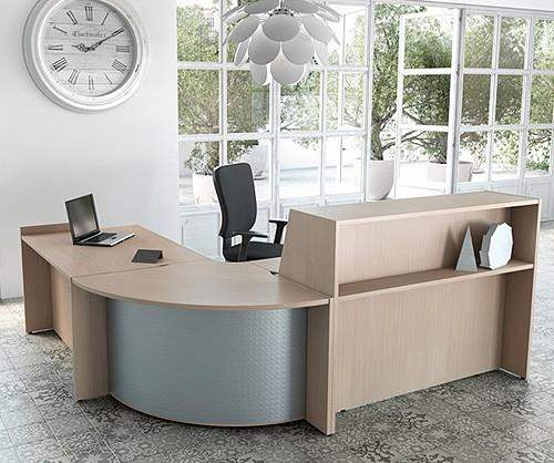 Equation Reception Desk